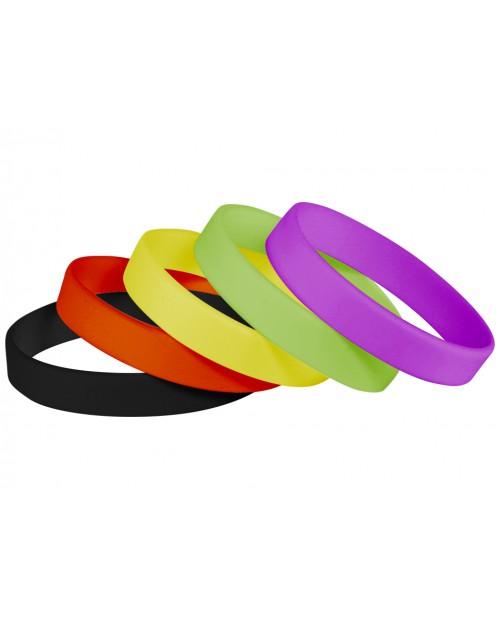 Cиликоновые браслеты без нанесения
