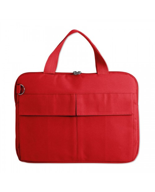 """Конференц-сумка """"Тодес"""" с отделением для ноутбука и карманами"""