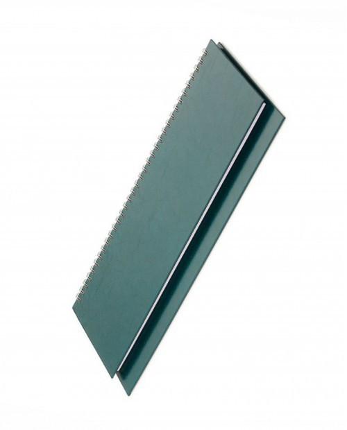 Планинг недатированный Ideal New, 305х130 мм, белый блок, открытый гребень