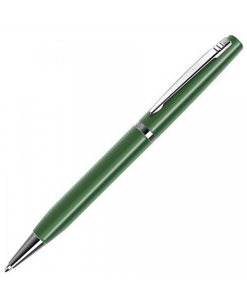 ELITE, ручка шариковая, чёрный/хром 1106/35