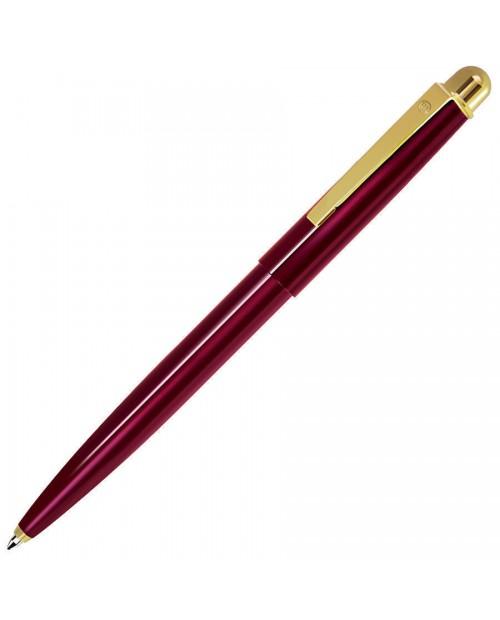 DELTA NEW, ручка шариковая, зеленый/золотистый 1228/15